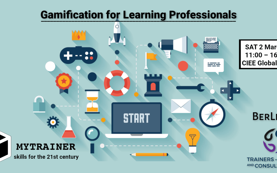 Gamification for Learning Professionals