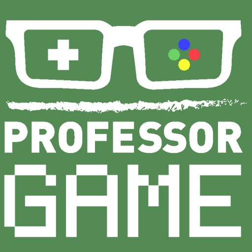 I'm featured on the Professor Game podcast!