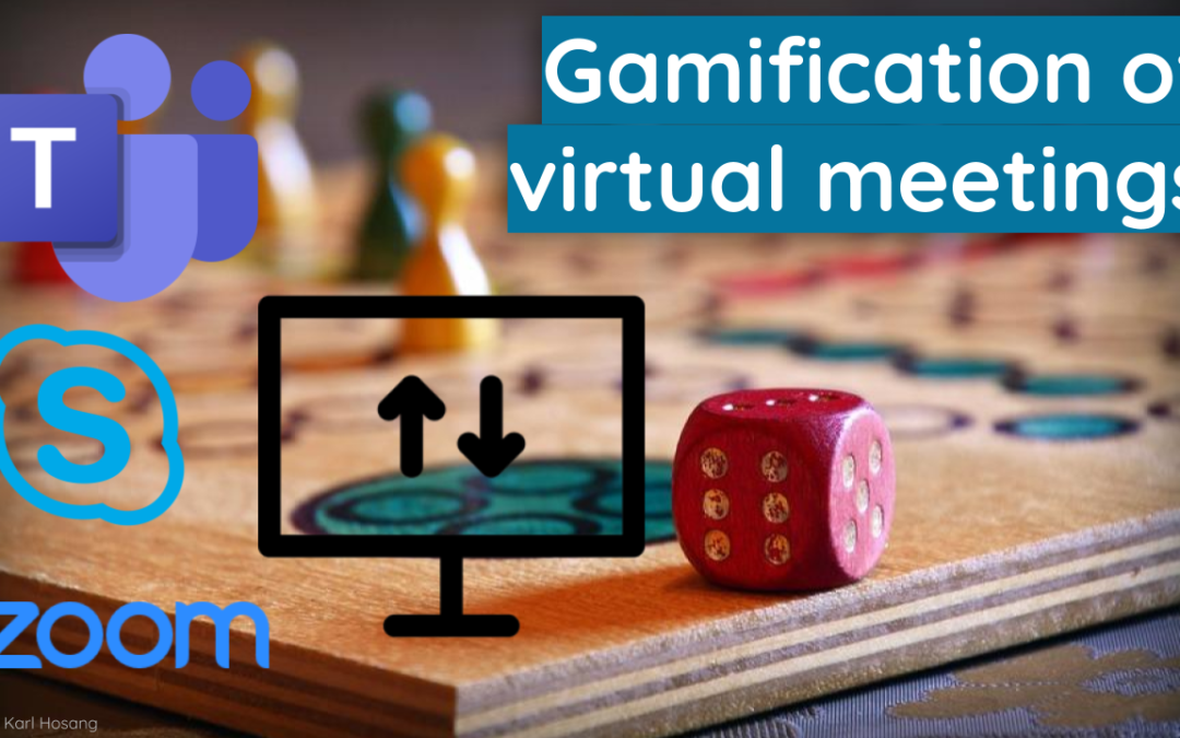 Online meeting effective – 11 tactics for gamifying your next zoom meeting