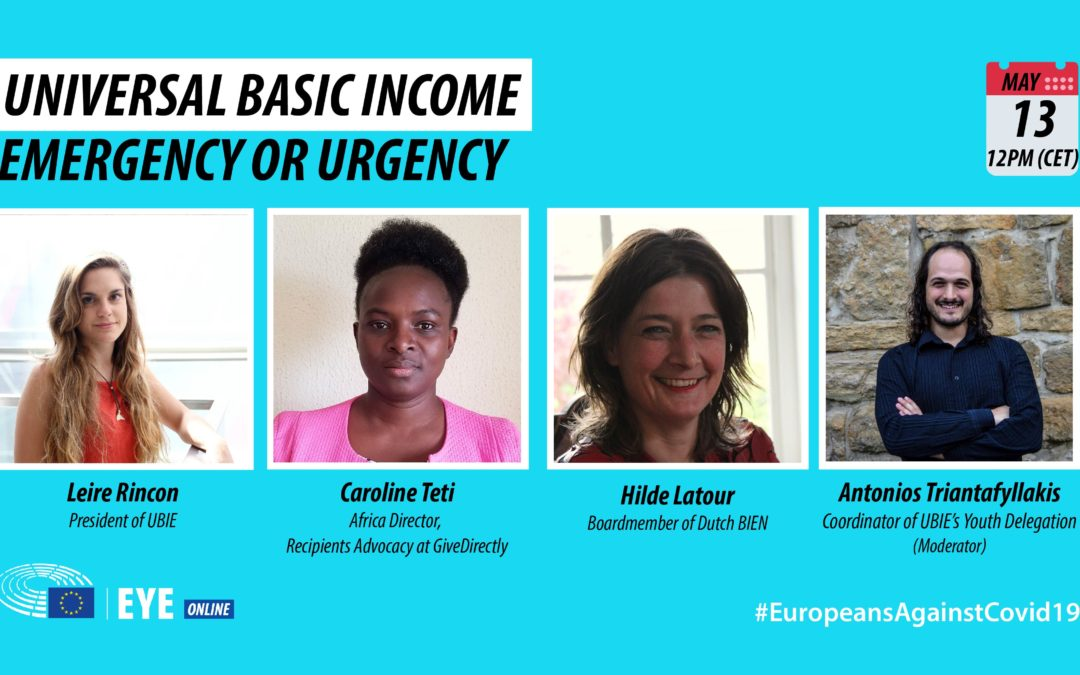 Unconditional Basic Income: Emergency or Urgency?