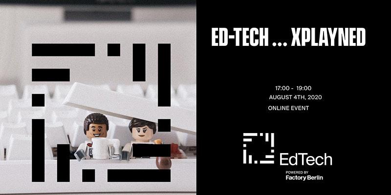 EdTech…XPlayned