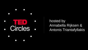 TED Circles by Annabella Rijksen and Antonis Triantafyllakis
