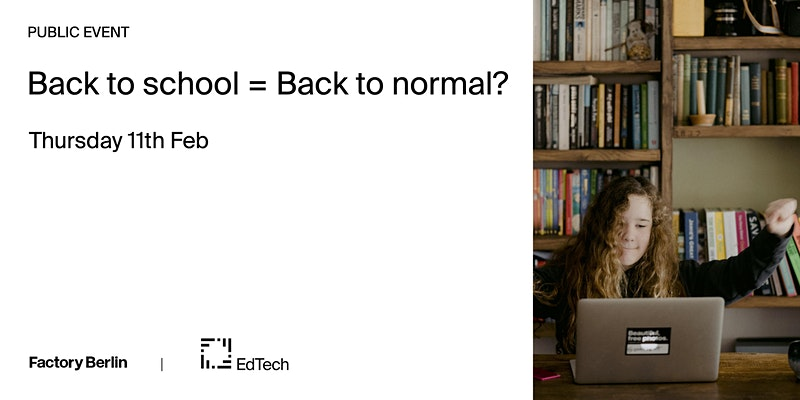 Back To School = Back To Normal?